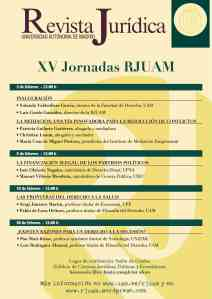 Cartel XV Jornadas_blog