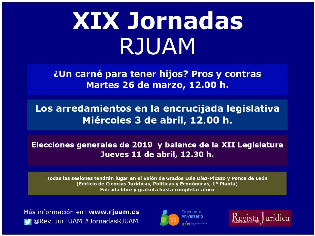 XIX Jornadas RJUAM_Flyers4