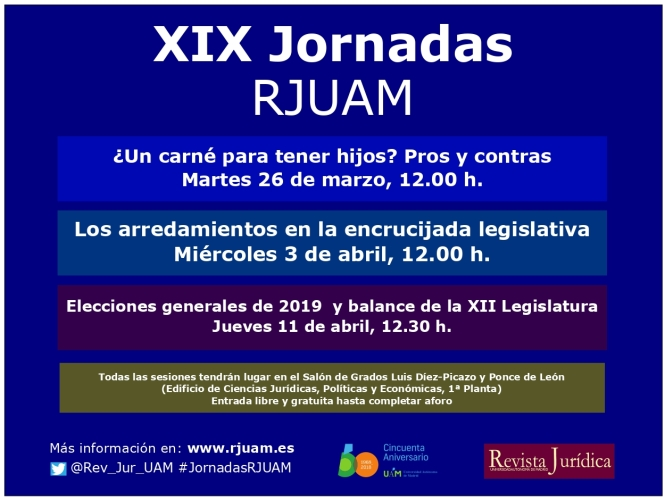 XIX Jornadas RJUAM_Flyers4